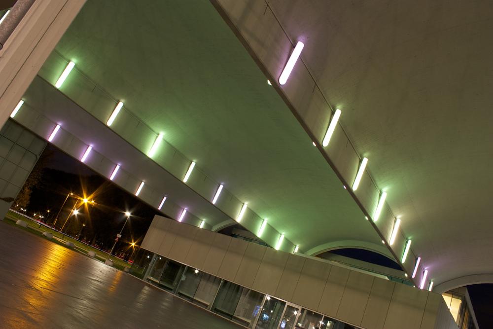 De Hangar - Meerhoven vrij werk