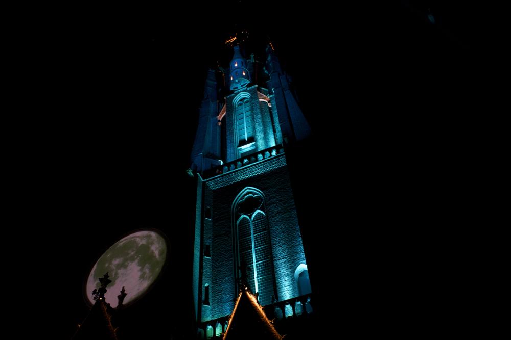 Glow Einhoven Catharinakerk
