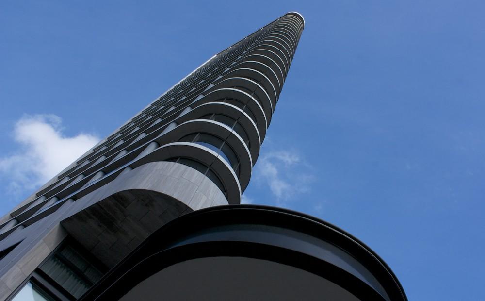 Vesteda toren - Eindhoven