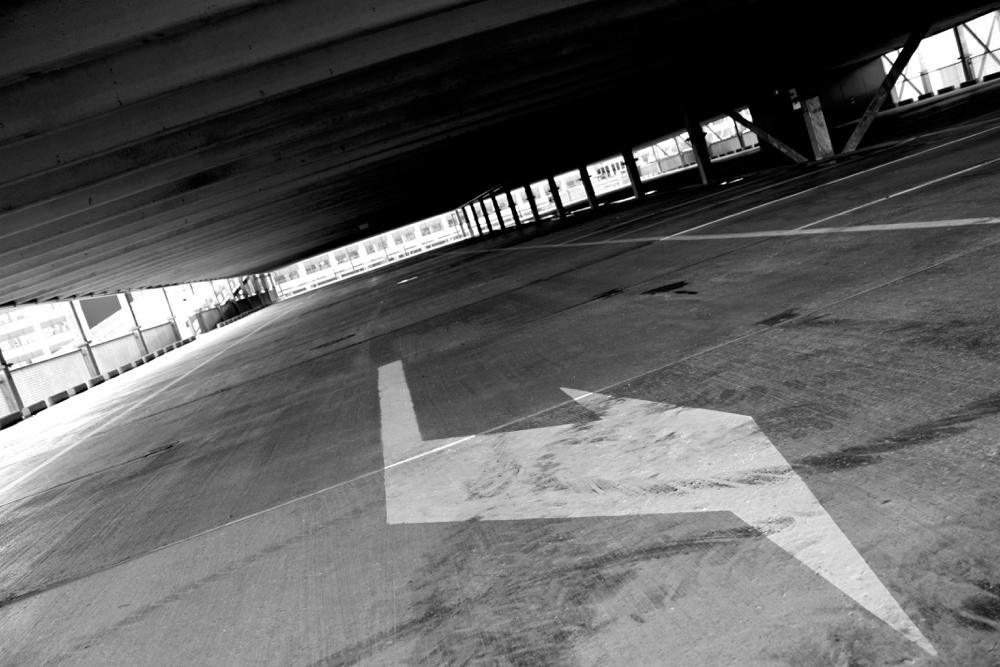Parkeergarage - Strijp-S