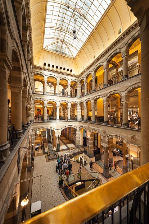 interieurfotograaf - vastgoedfotografie Amsterdam - Magna Plaza