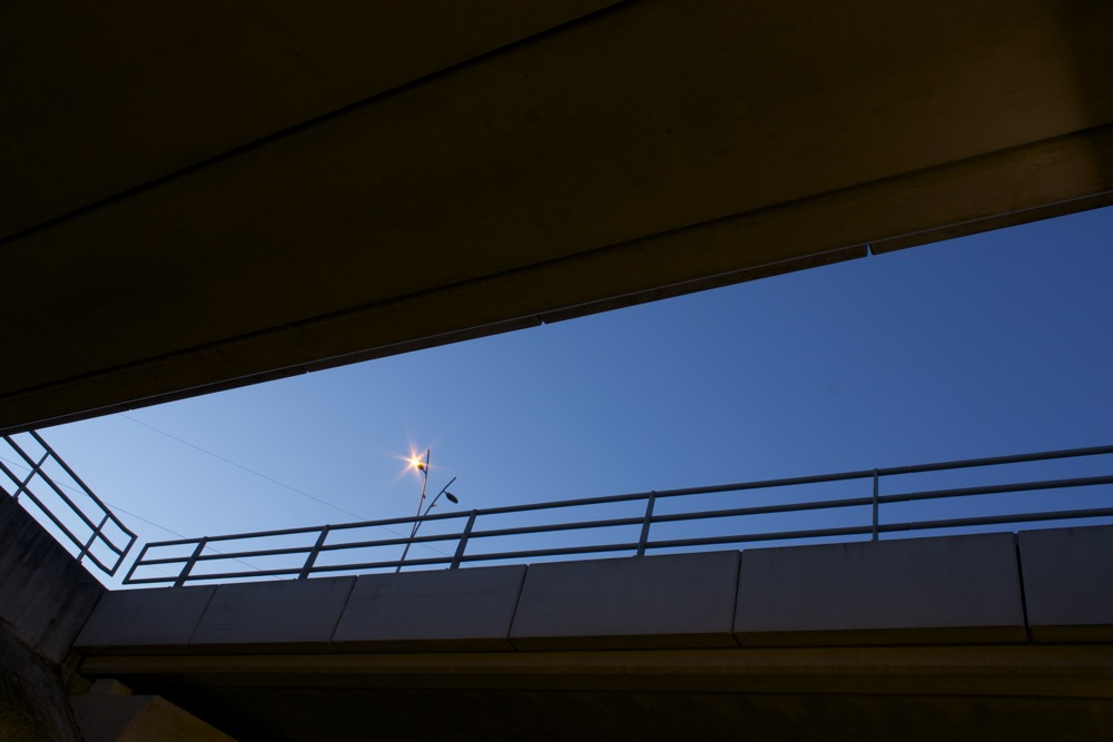 Viaduct bij Waalre