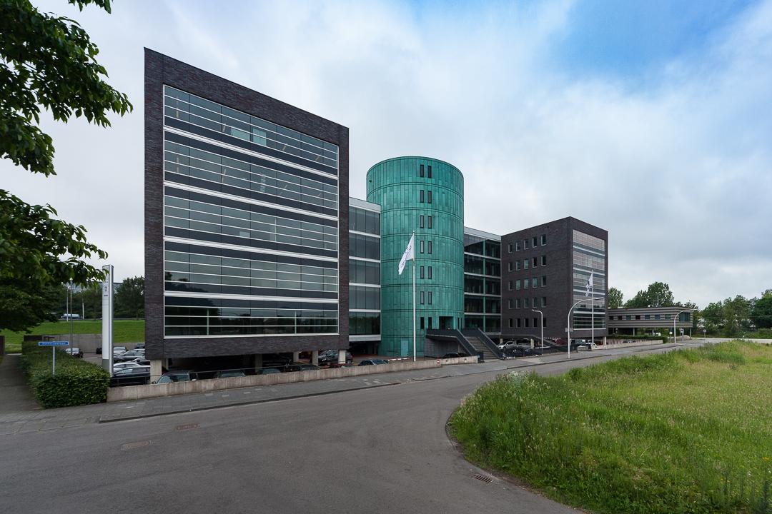 hoogtefotografie vastgoed kantoorgebouw