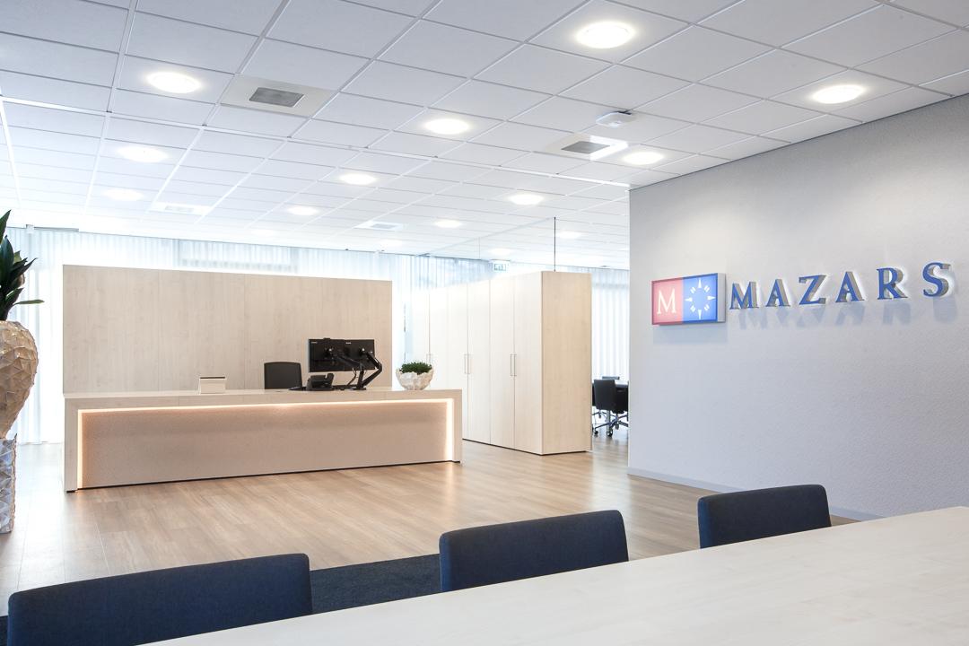interieurfotografie Mazars Utrecht in opdracht van M+R Interieurarchitecten
