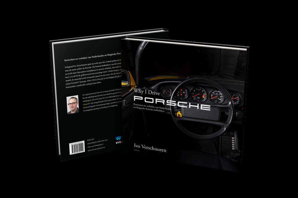 Why I Drive Porsche boek